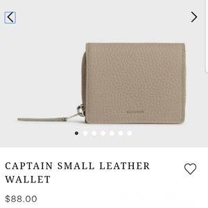 All Saints Captain Wallet